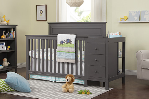 baby cribs autumn 4-in-1 crib u0026 changer combo SIGSPQT