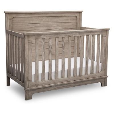 baby cribs simmonsu0026#174; kids slumbertime monterey 4-in-1 convertible crib CNQGOFD