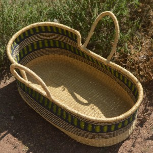 baby moses basket - baby cribs - nursery baskets from bolga AGMHIKS