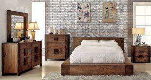 bambi modern rustic bedroom furniture IVSXSZA