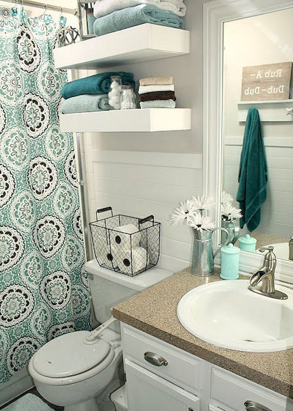 bathroom decorating ideas gorgeous 30 diy small apartment decorating ideas on a budget NWJAGKF
