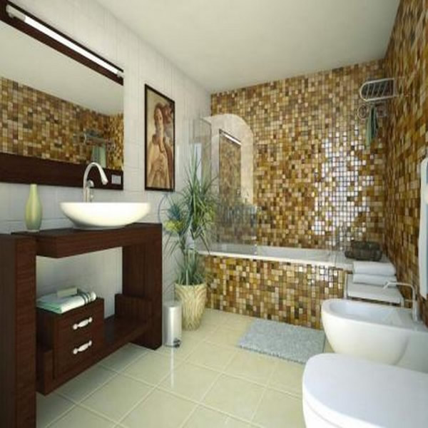 bathroom designs small bathroom design photo with bathtub WJSLWYY