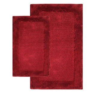 bathroom rug sets 2 piece contemporary bath rug set VGAWWBQ