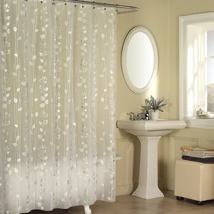 bathroom shower curtains temples ivy shower curtain KJTVEZC