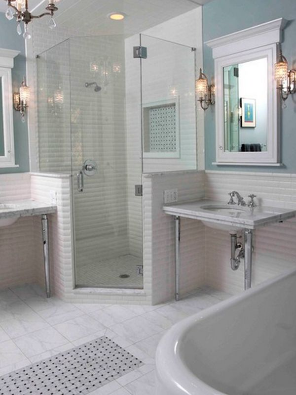 bathroom shower ıdeas home decorating trends - homedit IQBEKYX