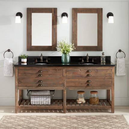 bathroom vanity 72 ZFQPXYJ