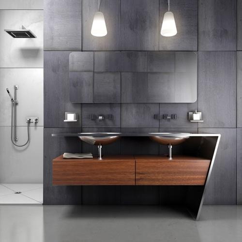 bathroom vanity designs sette double vanity by componendo. double bathroom vanity GRBWKDR