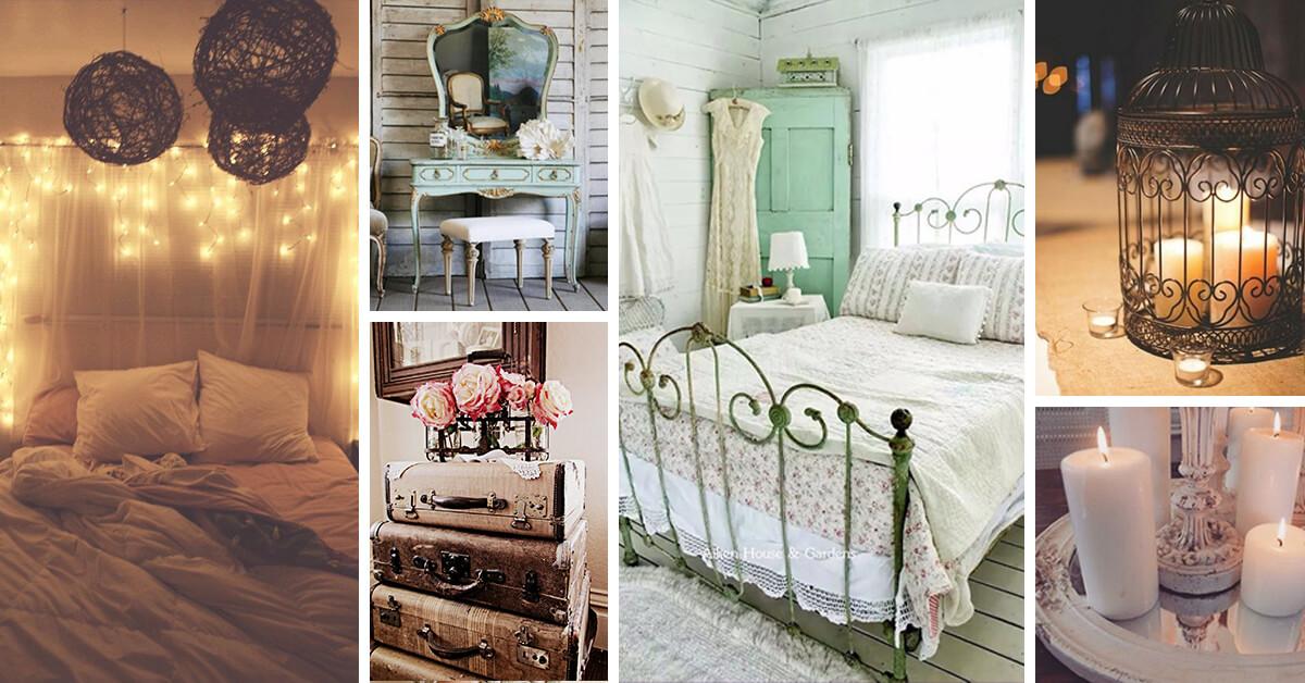 bedroom decorating ideas 33 best vintage bedroom decor ideas and designs for 2018 OGLNYEF