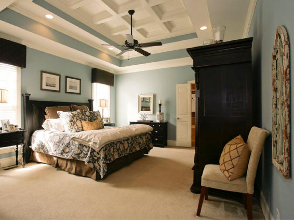 bedroom decorating ideas airy elegance KDYEAHW
