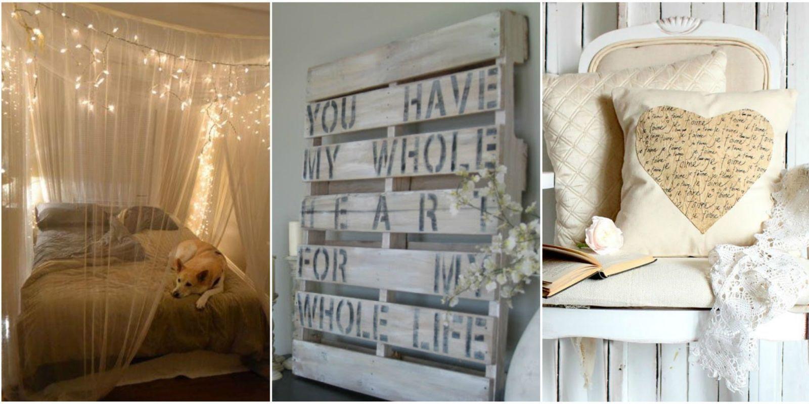 bedroom decorating ideas romantic, bedroom, decorating ideas, shabby chic GCIZCSH