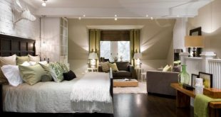 bedroom lighting ideas white bedroom with fireside seating area LGCEQYR