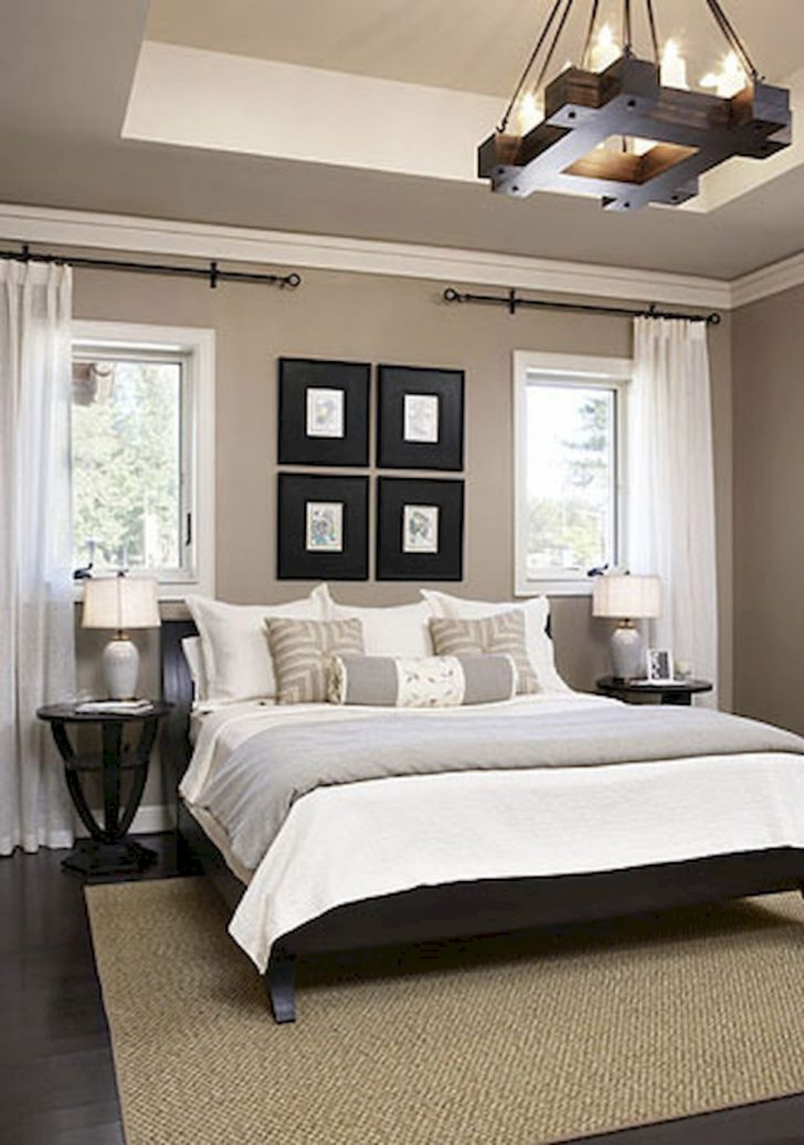 bedrooms ideas 2019 2019 relaxing master bedroom decorating ideas - best paint for interior UXRKYZW