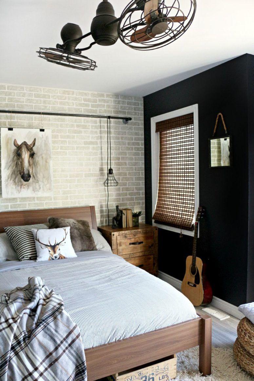 bedrooms ideas 2019 2019 teenage bedroom decorating ideas for boys - modern interior paint YZGREKH