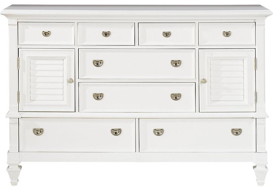 belmar white dresser DPRVXEQ