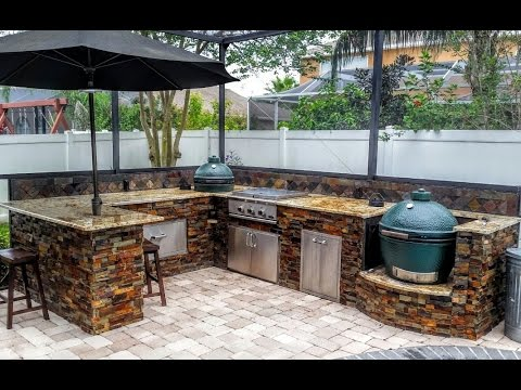 best outdoor kitchen design ideas youtube ideas for outdoor kitchens UYUOGMS