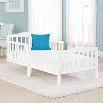 big oshi contemporary design toddler u0026 kids bed - white REHKWVW