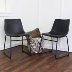 Black Dining Chairs for Comfortable Eating