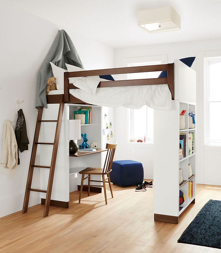 bunk beds with desk bunk bed with desk kids room QSVQGJU