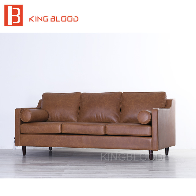 buy modern italian leather sofa set model with pictures from china LODMVVE