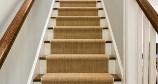 carpet for stairs carpet runner on stairs in concord california home BZYNSCI
