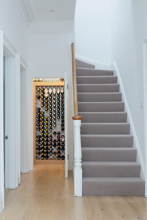 Carpet For Stairs Carpets For Stairs E Dipingere Una Scala Interna Tappeto  Grigio Chiaro XNPUSYK