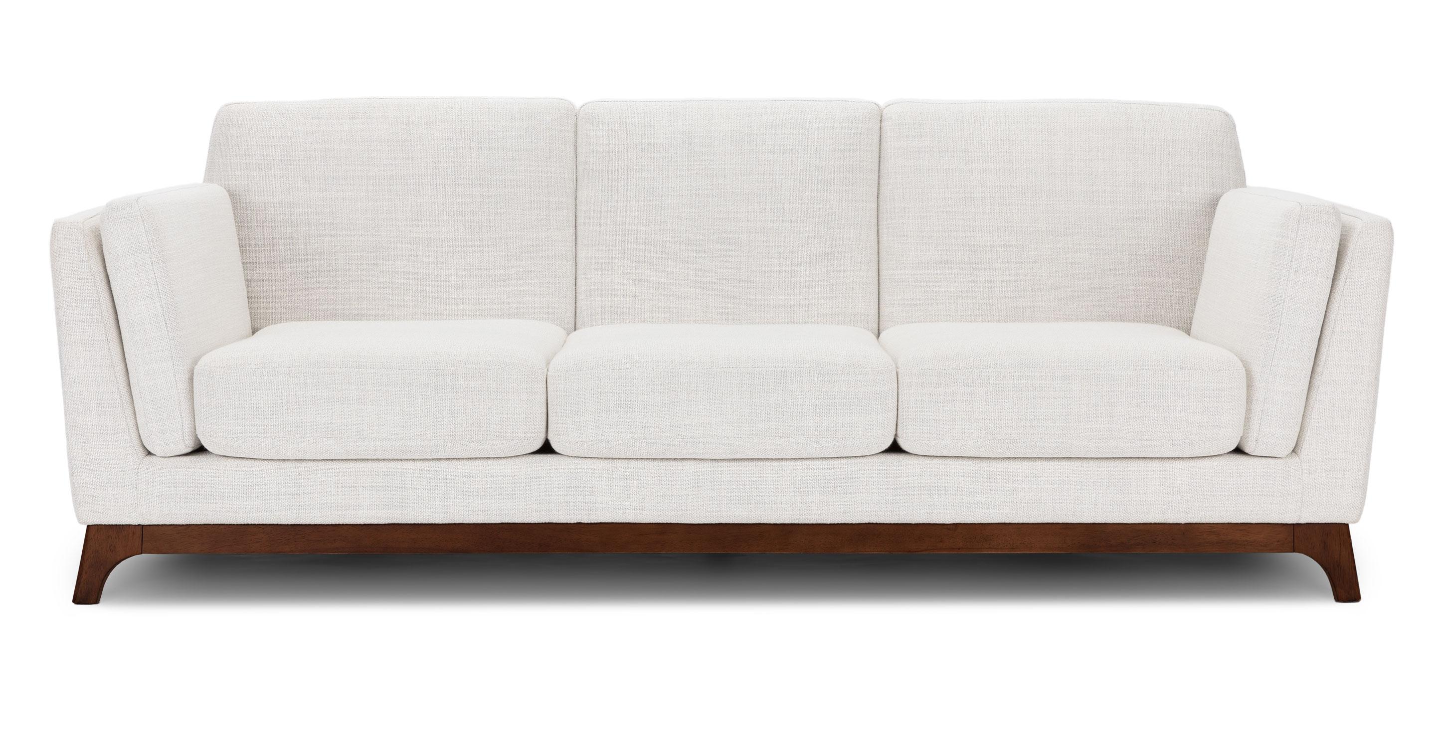 ceni fresh white sofa - sofas - article | modern, mid-century UEEZRPO