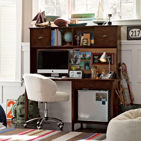 chatham large snack + study desk + hutch RQCZCUZ