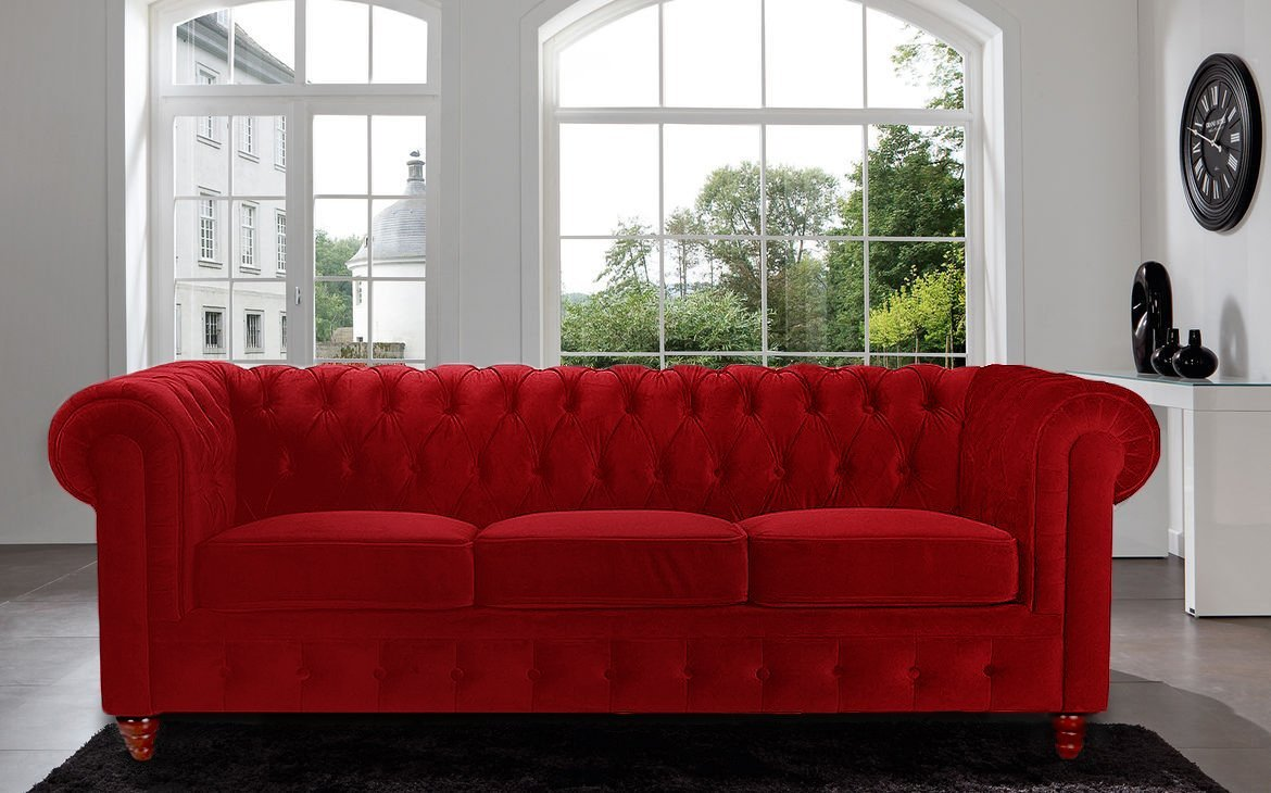 chesterfield furniture amazon.com: divano roma furniture velvet scroll arm tufted button  chesterfield UKXIQQM