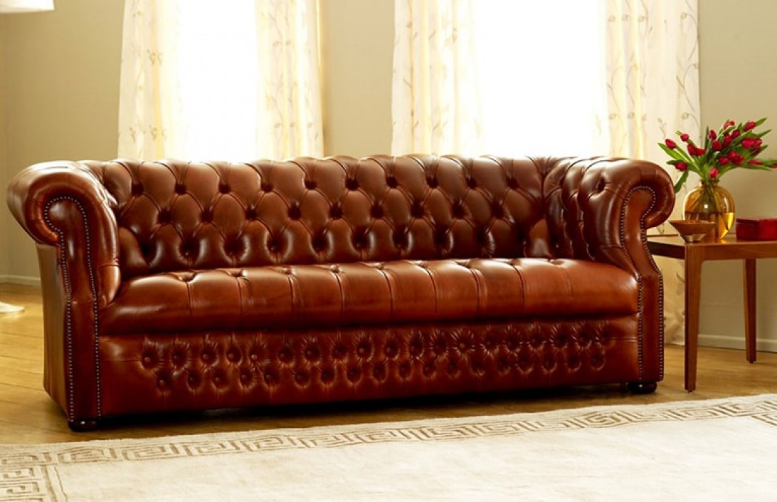 chesterfield furniture richmount deep buttoned sofa KVGYOUG