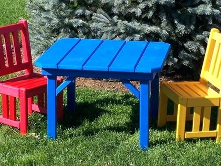 childrens garden furniture childrens ... GSKVDEA