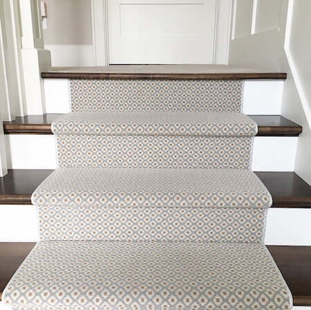 choose and lay a stair runner UIZMUUT
