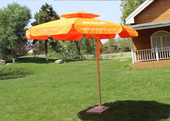 colorful garden umbrellas double layer big roma garden umbrella / cheap colorful garden umbrella KOPMIBW