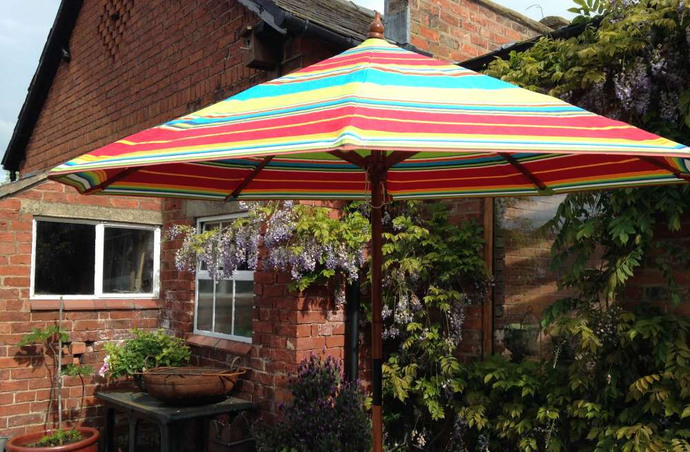 colorful garden umbrellas gorgeous striped patio umbrella striped patio umbrella is fashionable  options JNFROEX