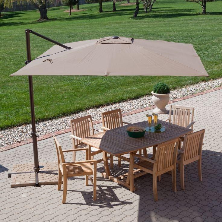 colorful garden umbrellas have to have it treasure garden 8 5 ft square fset QANEUAD