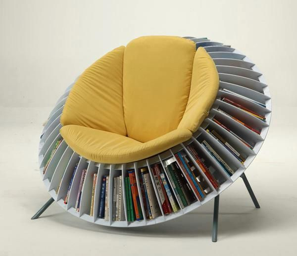 cool chair designs pictures of cool inventions | library chair | cool gagets/inventions UZYSIOH