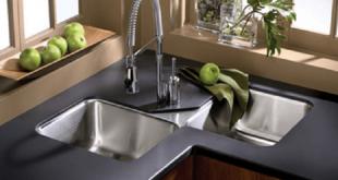 corner kitchen sinks corner undermount kitchen sinks WQQVMKJ
