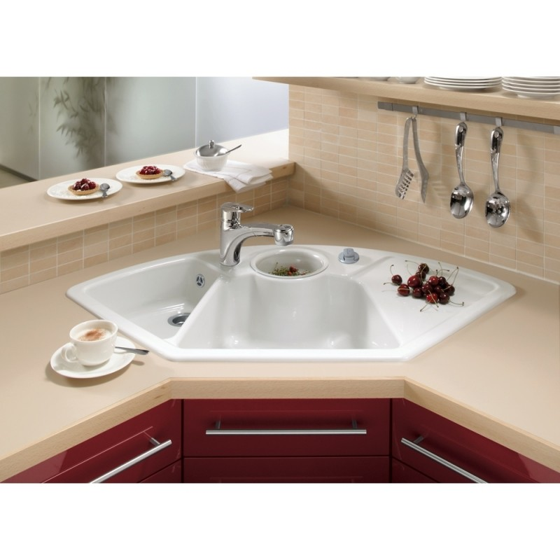 corner kitchen sinks undermount 2 DWLKJQM