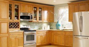 country oak kitchen cabinets SWVYJRT