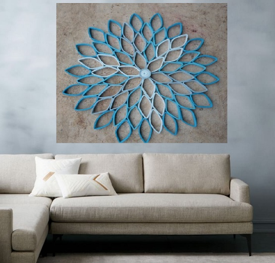 creative wall art ideas for living room decoration » wall art YRUHXGU