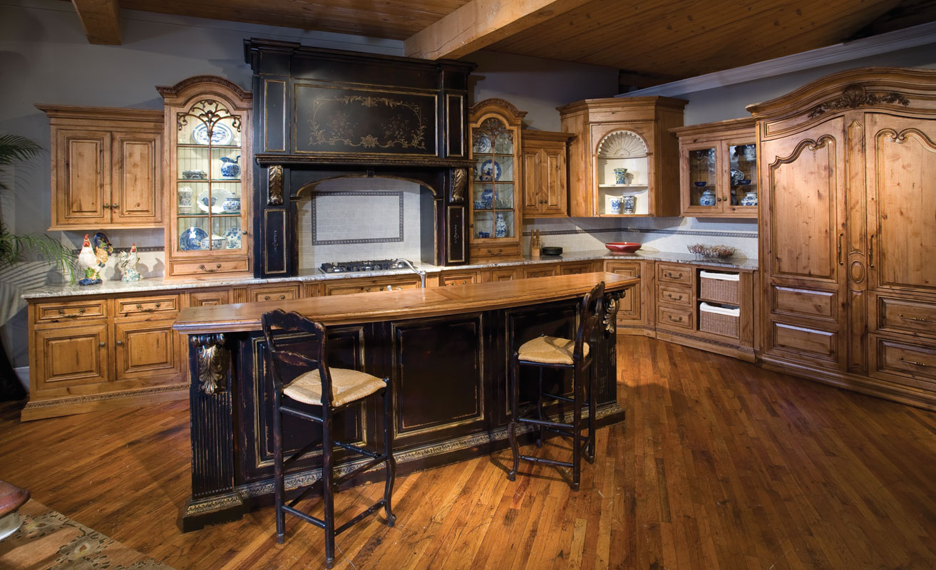 custom kitchen cabinets alder custom kitchen cabinetry ILTMWMC
