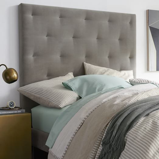 Tufted Headboard for an Unprecedented Comfort on Your Bed