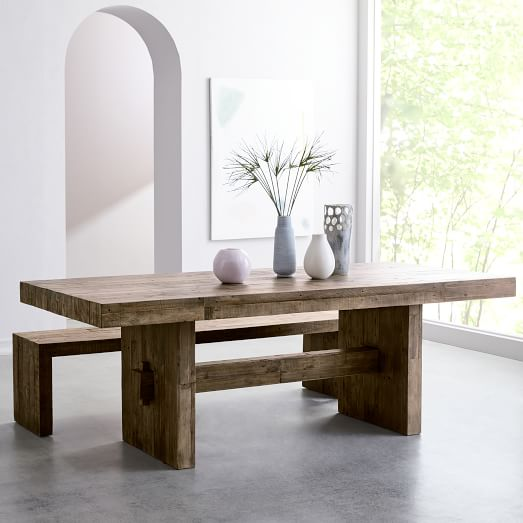 dining tables emmerson® reclaimed wood dining table RQRDQQS