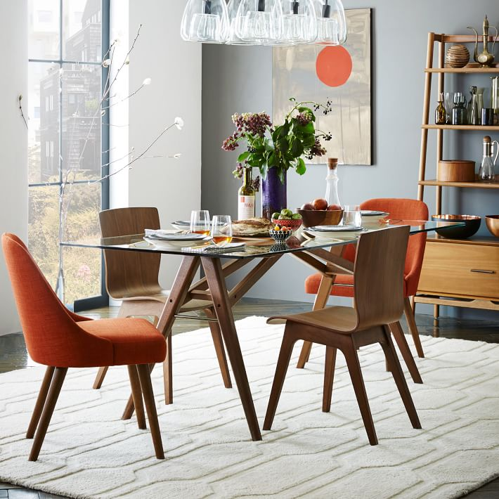 dining tables jensen dining table | west elm QWUTCYO