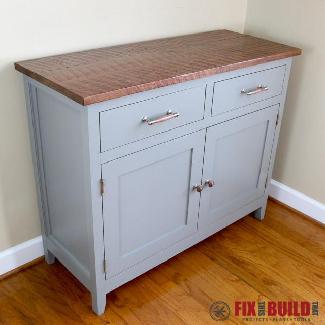 diy sideboard cabinet XDPKBXS