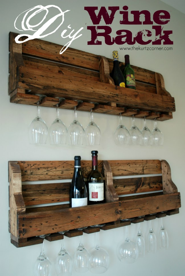 diy wine racks diy rustic wine rack ARYQCDS
