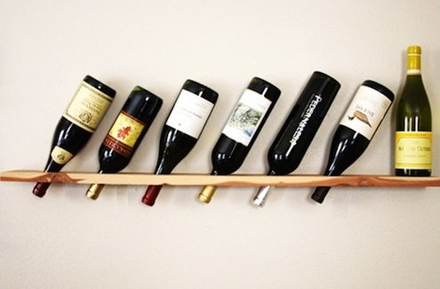 Fine Hands to Make DIY Wine Racks