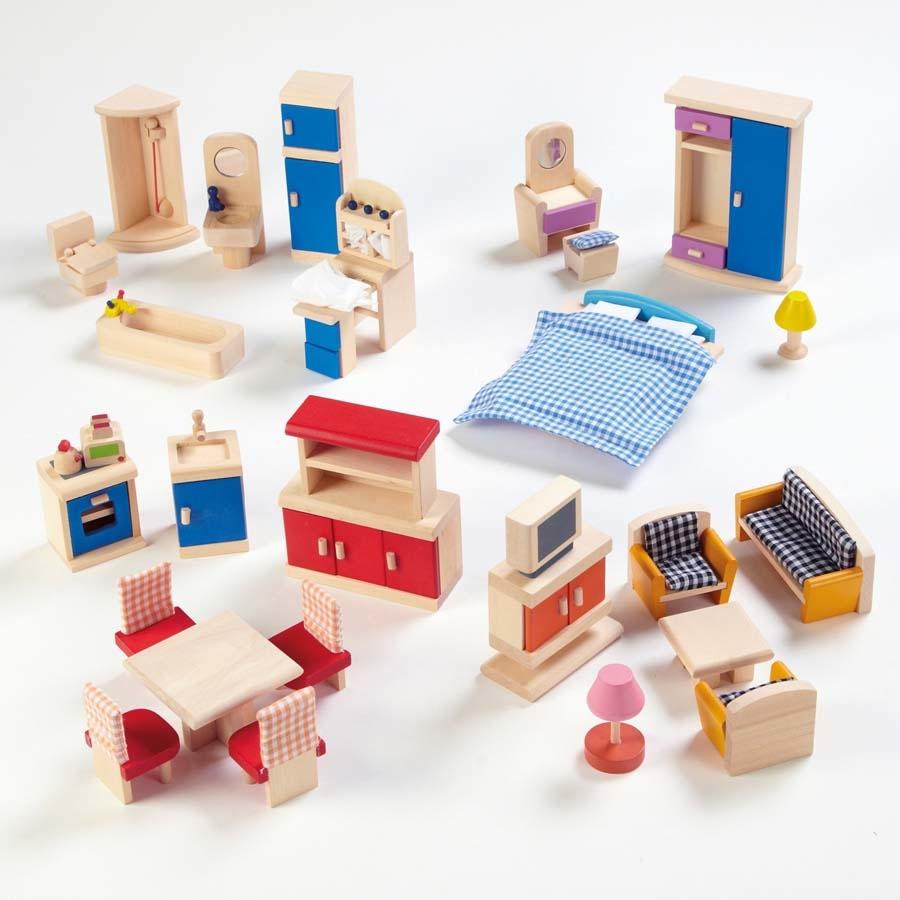 doll house furniture set dolls house furniture small world dolls house rooms furniture set mexiesp UKMNZLW