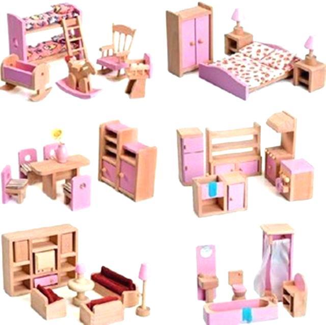 doll house furniture set kidkraft dollhouse furniture dollhouse furniture set pieces bed dollhouse  furniture FOMQUSS