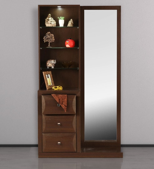dressing tables buy cambry dressing table in walnut finish hometown online TIQIYCM