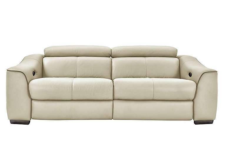 elixir 3 seater leather recliner sofa MMYMYZC